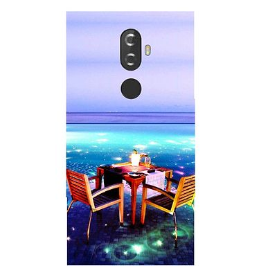 Open Dining Printed Case Cover For Lenovo K8 Plus