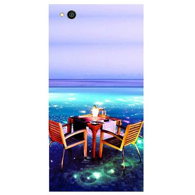 Open Dining Printed Case Cover For Redmi 5A