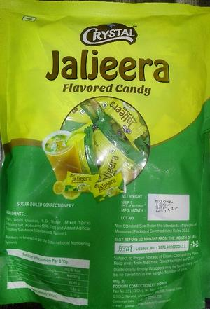 Jaljeera Candy Chocolates