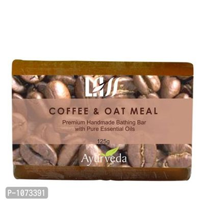Coffee & Oat Meal Soap