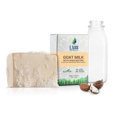 Goat Milk With Shea Butter Soap