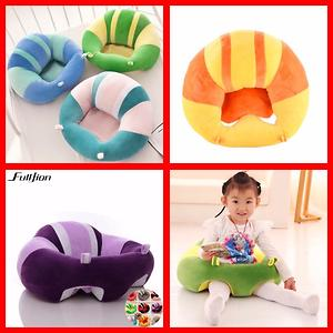 Kids soft sit baby learn sofa