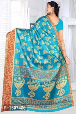 Market hit Latkan Print saree