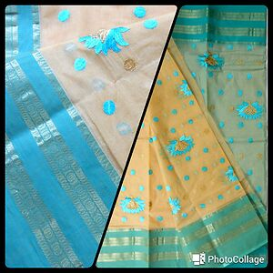 We are recently launched Ghare Baire Collections-at home and outside.  We are wholeselle/details distributors of Bengal handloom, tant, tangail sarees directly from fulia weavers. Flat 10% discount on bulk requirements. Contact separately for prices
