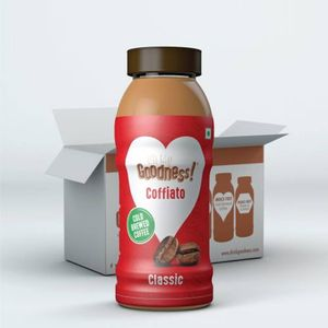 Goodness! Coffiato-Classic (Pack of 6)