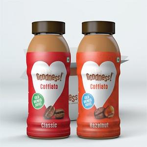 Goodness! Coffiato -Assorted (Pack of 6)