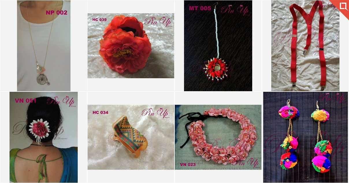 Pin Up Accessories
