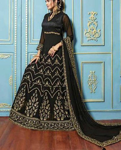 DESIGNER FLOOR LENGTH ANARKALI COLLECTION
