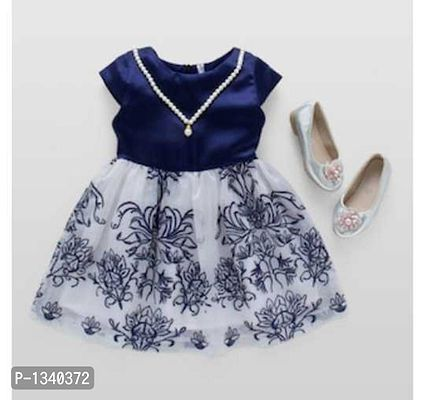 Embroidery pretty party dress