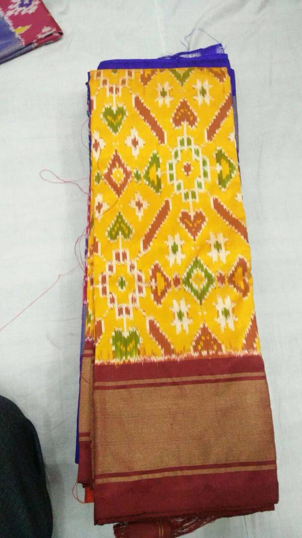 Ikkat dupattas - Madhumitha, Hyderabad - For Sale - Looking for ...