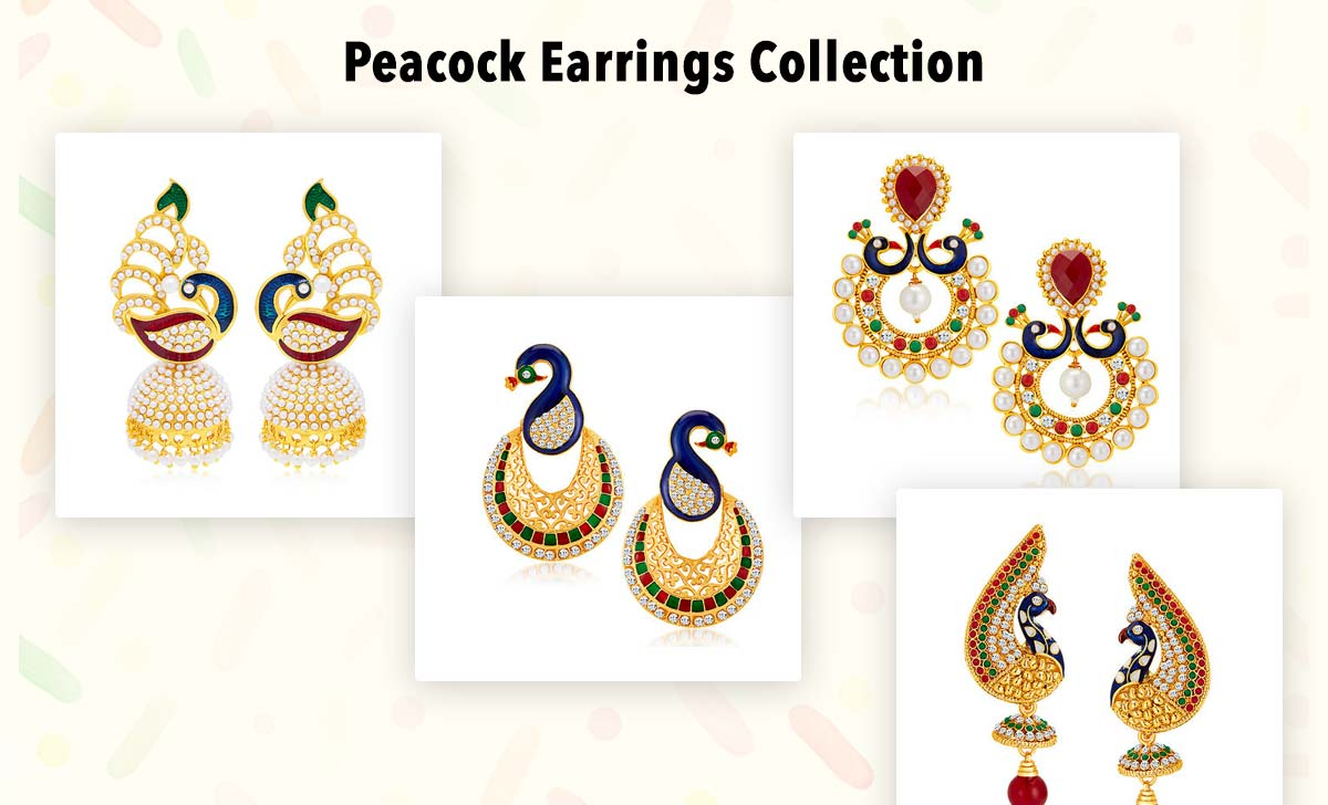 peacock-earrings-collection