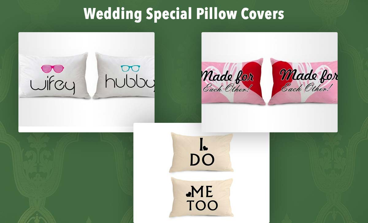 wedding-special-pillow-covers
