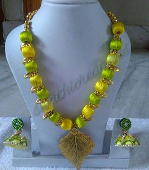 Necklace  by Swathi's Shop