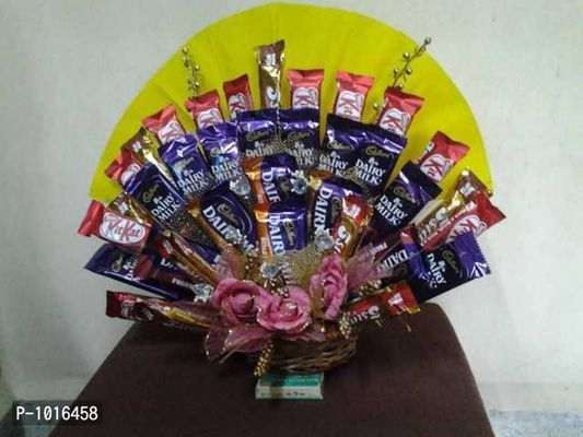 Kitkat and Dairy milk  chocolate bouque