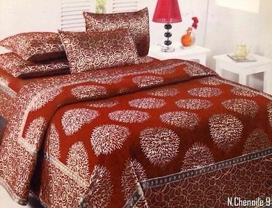 Velvet bedsheets