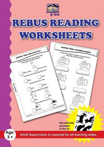 Rebus Reading Worksheets