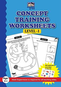Concept Training Worksheets