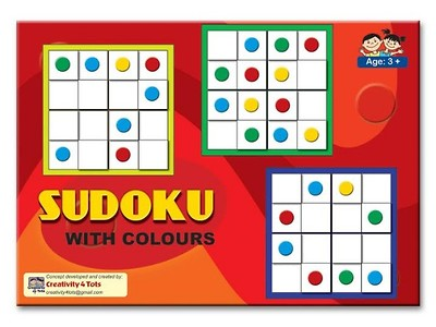 Sudoku with Colours
