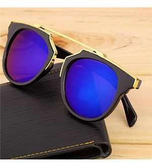 Sunglasses Blue Mercury Goggles For Unisex