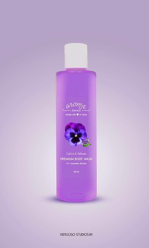 Aroma Secrets Premium Body Wash with Lavender extracts