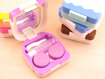 Icecream lens case