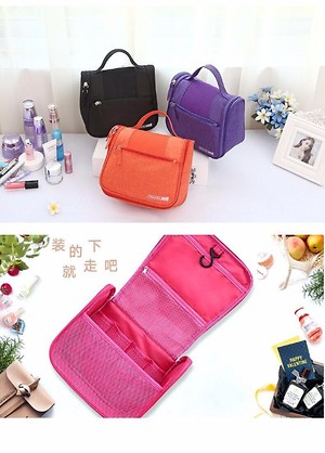 Wash Or Cosmetic Bags