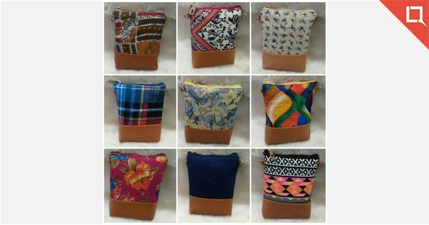 Printed slings with material bag for regular use :- 7*5 👜👜👜👜👜👜
