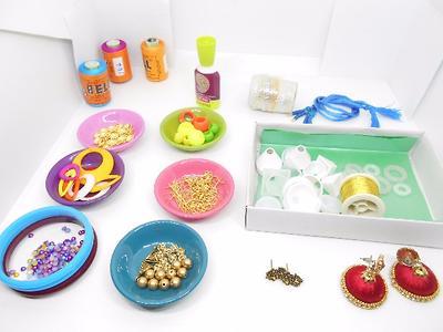 Silkthread Jewellery making Kit