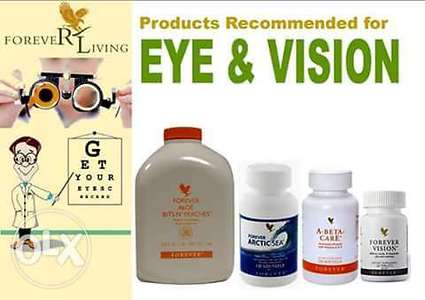For eye and vision package