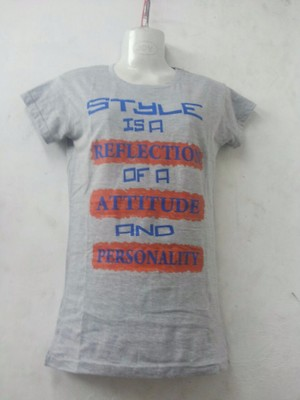 short tshirts xl size  tight fit style length 28