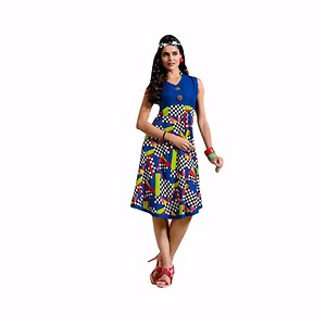 *Hot & Best Selling Designer Cotton - Rayon Kurtis at Attractive Prices!100% Original Products !!!*  Product Name -  Zeesha  Fabric - Cotton - Rayon  Size - L, XL  Price for Singles