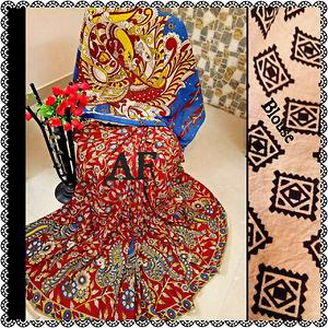 Mul Mul kalamkari Cotton Sarees. Mesmerising artistic motifs..running blouse as shown in the pic..let the motifs of the Saree speak your sizzling stye the original kalamkari is woven with natural extracts so mild strains are part of the process