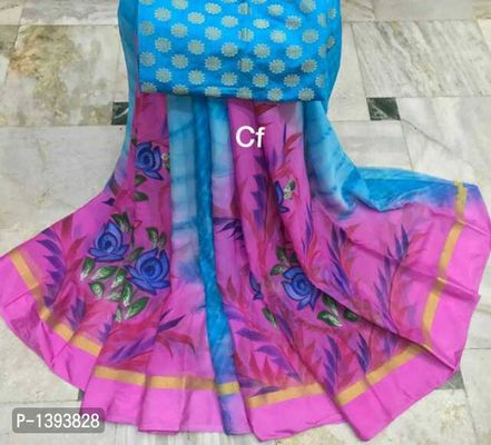 🌸🌸 NEW COLLECTION🌸🌸  Beautiful  wrinkle chiffon sarees with satin border  Blouse brocade + sGood quality  First come first serve  Grab it soon😍😍😍😍