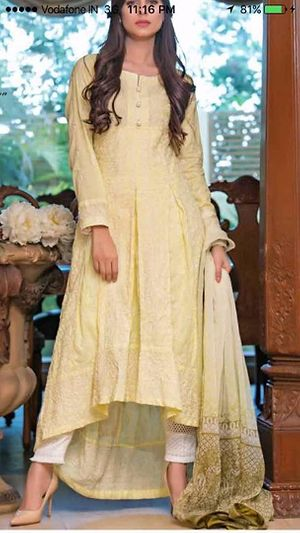 Pakistani Embroidered Lawn Suits