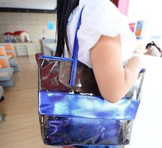 Jelly handbags