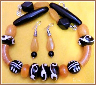 Combi beads with Earrings