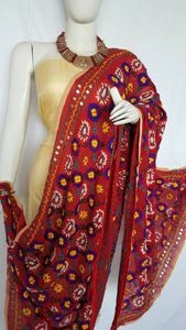 Kota Net Phulkari Dupatta - Buy latest collections - Page 2 - GlowRoad