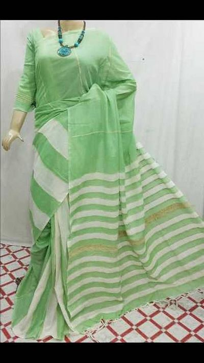 Khesh Patli Pallu saree