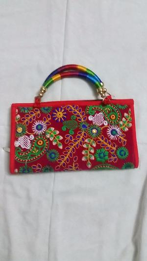 Embroidery Clutches