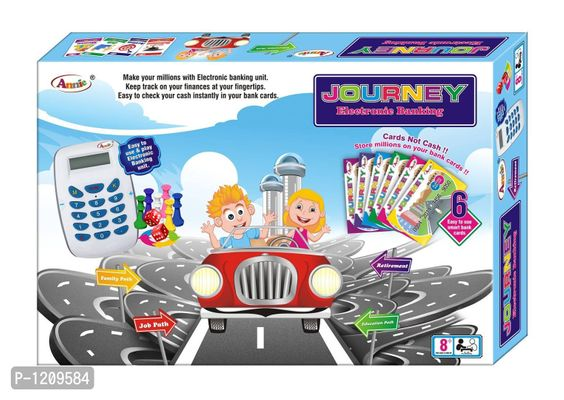 Board Game Journey The Life