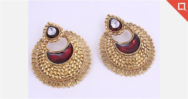 Bollywood Designer Earring For Women