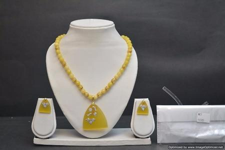 Traditional Jewelry Necklace Gift for Wedding Party Wear