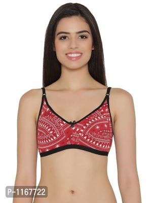 Cotton Non-Padded Non-Wired Bra