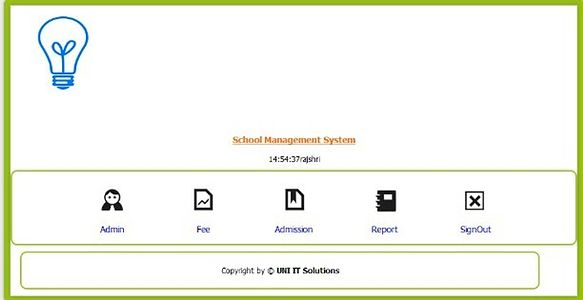 Fee Management System for Schools/Colleges