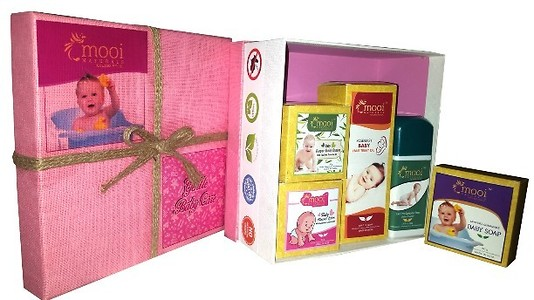 GENTLE BABY CARE SET - Buy 1 Get 1 - FREE OFFER OF AROMATHERAPY GIFT SET WORTH RS. 750/-