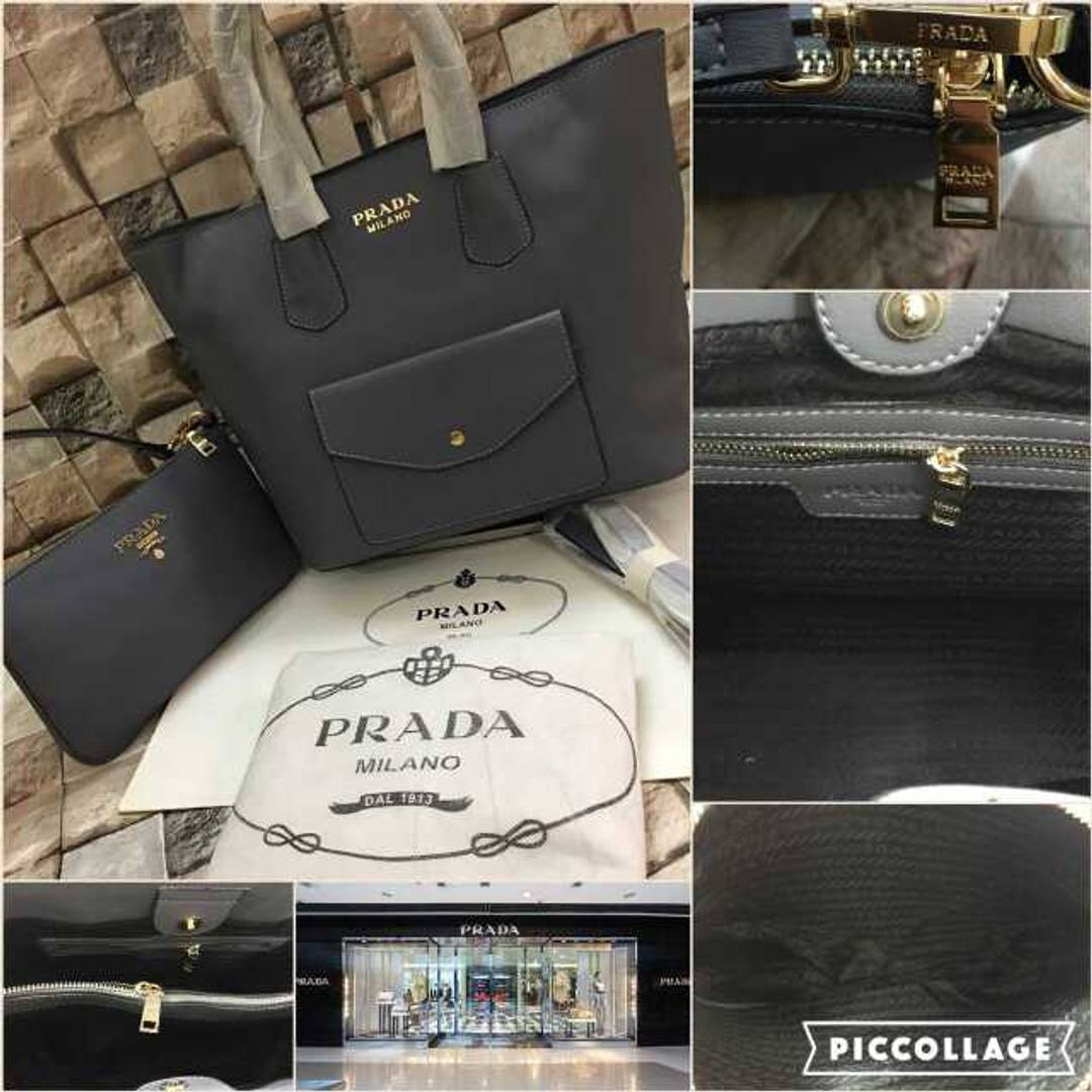 ffa20dd1ffd0 coupon prada 7a combobag and slingbranding on accesoriesinside hemavathi  chennai for sale looking for resellers 39b71