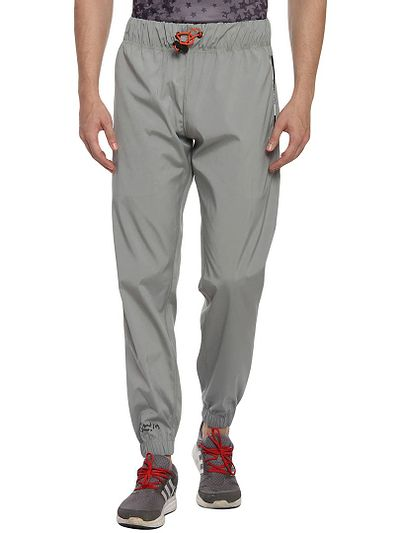 Limestone Lycra Classic Trackpant For Men