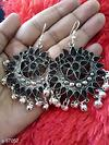 Exquisite Oxidized Earrings