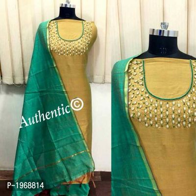 Authentic Dress Material