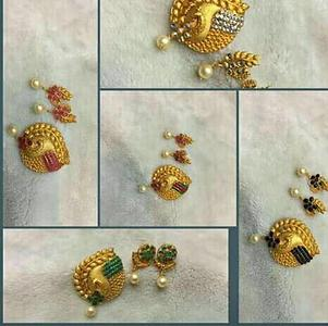 One gram jewellery